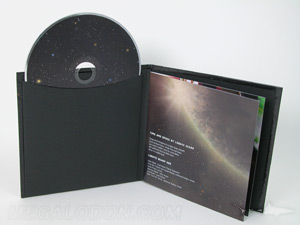 Digibook cd Packaging sleeve Replication